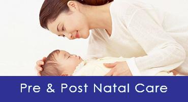 Prenatal & Maternal Health Care Package (3)